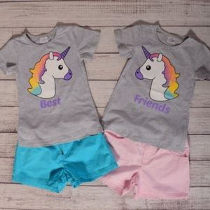 """Other - 🦄Unicorn Best"""" """"Friend""""  Purchased Individually🦄"""
